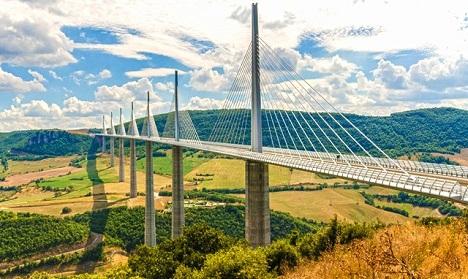 Самый высокий мост в Европе