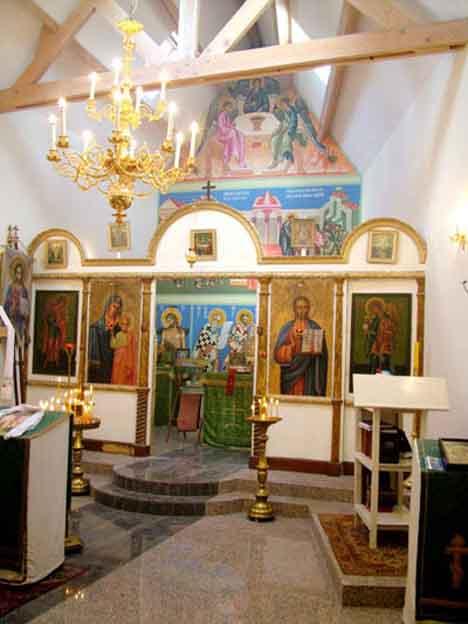 православный храм в шарлеруа