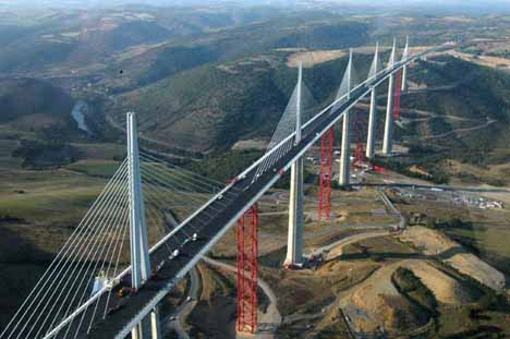 Какой самый высокий мост в европе на