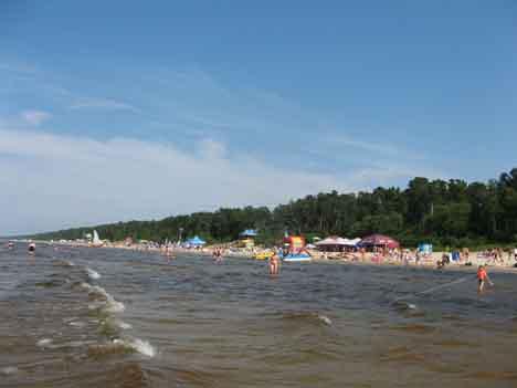 балтийское побережье