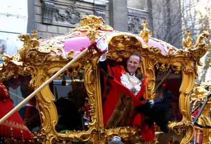 Торжественное шествие лорд мэра