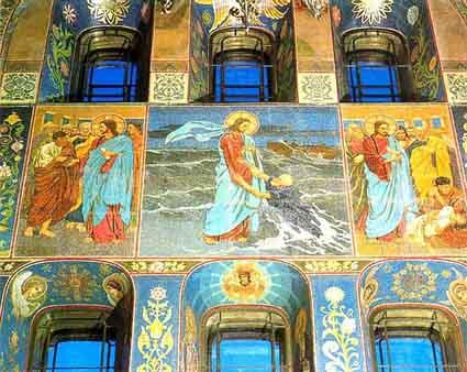 мозаика Исаакиевского собора