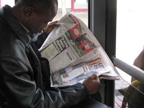 Лондон пресса