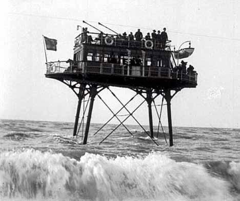 морской трамвай брайтон