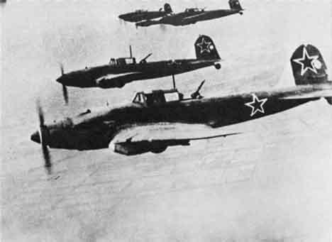 Штурмовики Ил-2