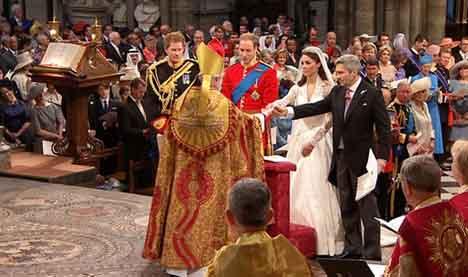 свадьба принца уильяма