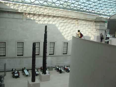 Британский музей Лондон