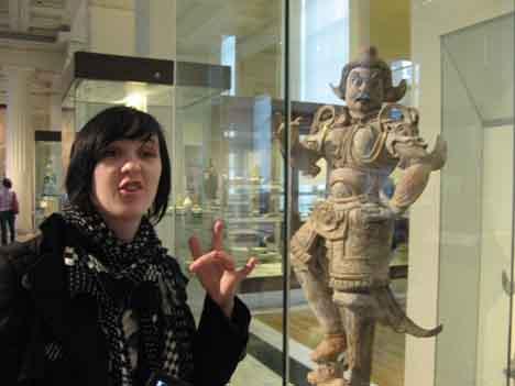 Британский музей 2011 г