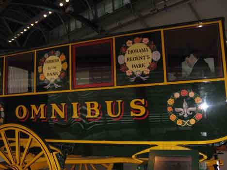 Музей транспорта Лондон