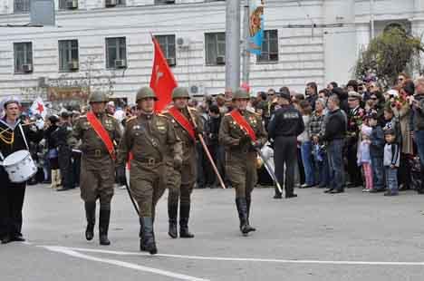 севастополь парад победы