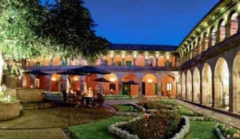 гостиница монастырь