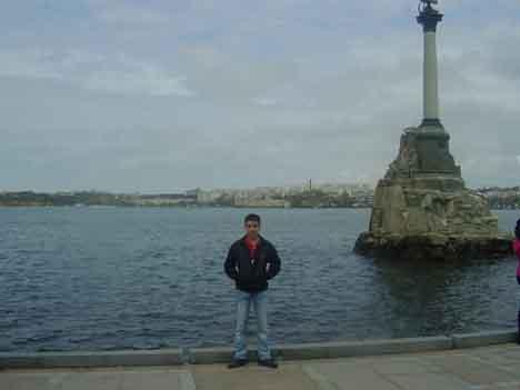Севастополь 9 мая 2011 г