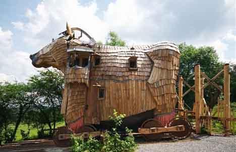 Гостиница Траянский конь