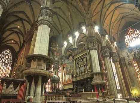 милан кафедральный собор