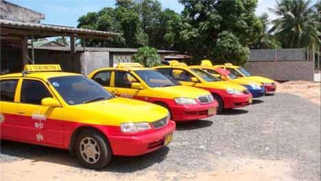 такси пхукет