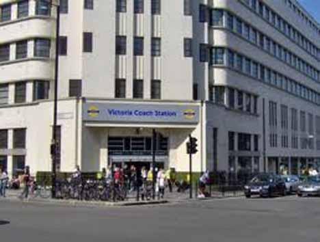 Victoria coahc station