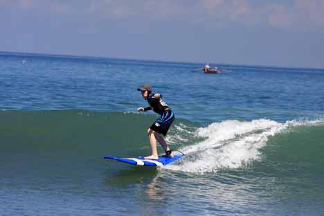 Серфинг на куте
