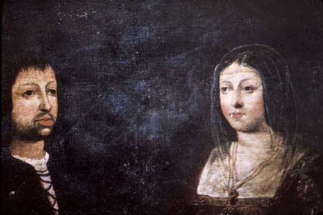 Фердинанд Арагонский и Изабелла Кастильская