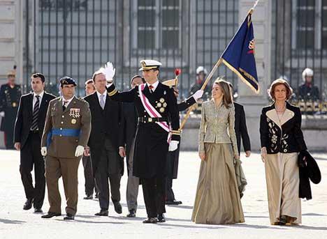 испания короли