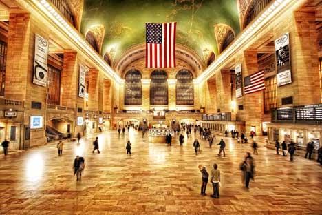 центральный вокзал нью-йорк