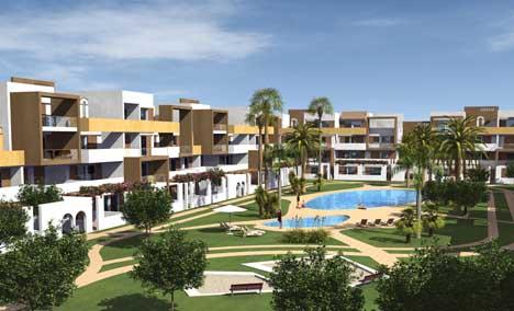 апартаменты испания