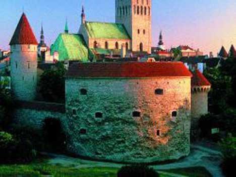 башня Толстая Маргарита ревель