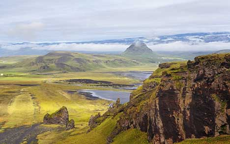исландия вулканы