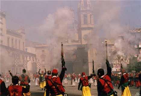 фестиваль мавров и христиан