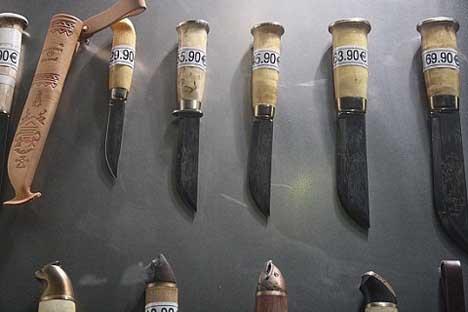 финские ножи