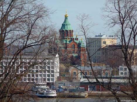 финский Успенский собор