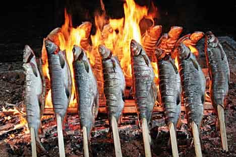 рыбалка финляндия