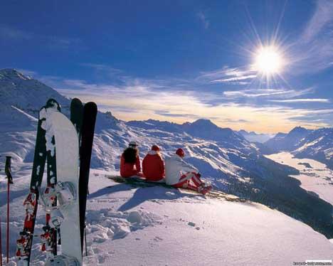 зимний отдых болгария