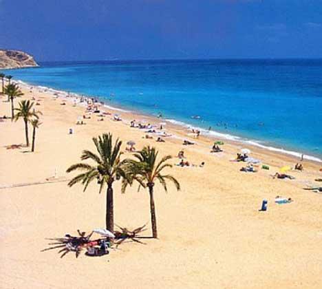 Эль Кампельо пляж