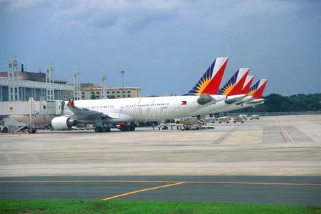 Аэропорт Манилы