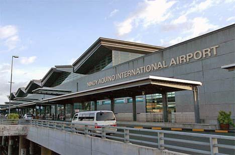 манила аэропорт
