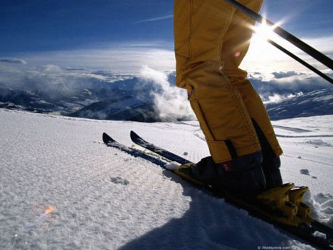 горнолыжный курорт Испании