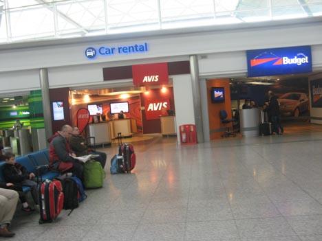 Аэропорт Станстед Лондон