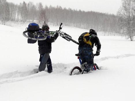 велотуризм россия