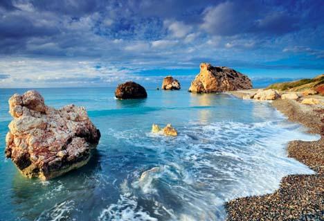 море кипр