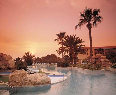 гостиницы кипр