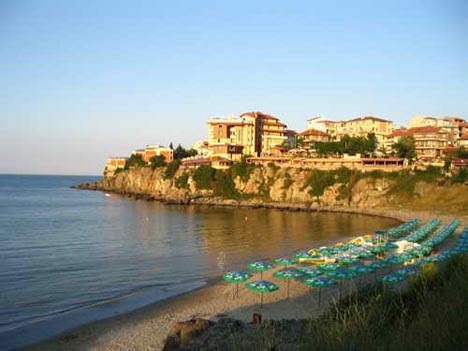 болгария пляжи