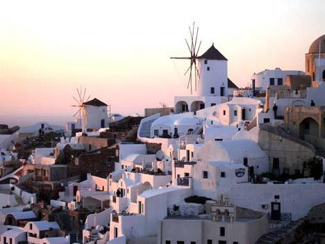 отдых в Греции