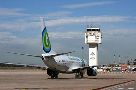 испания аэропорт