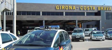 аэропорт испания
