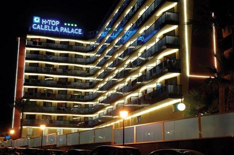 отель в испании