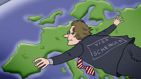 страні шенгена
