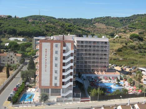 отель испания