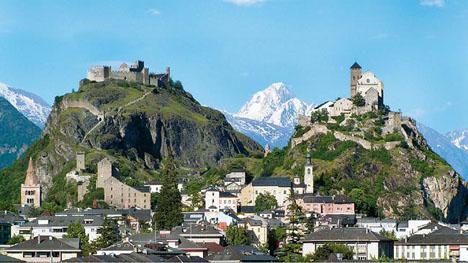 Сьон Швейцария