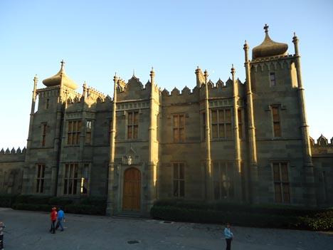 алупка дворец