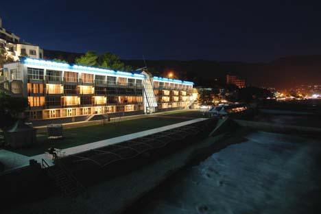 ялта гостиница